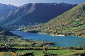 Bergen - meren en veel groen in Abruzzo