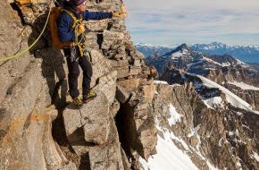 Het laatste stukje naar de top van de Gran Paradiso - Frank Peters