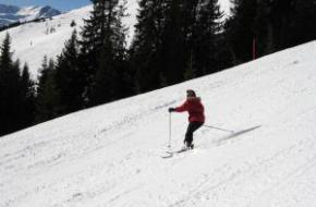 Skivakanties nemen soms een overwachte wending.