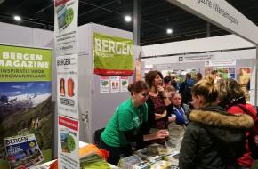 Bergen Magazine op de Fiets en Wandelbeurs