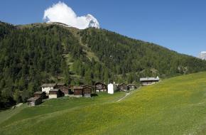 Kulturweg Zermatt