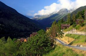 Val d'Hérens. Foto: Jonathan van de Voorde