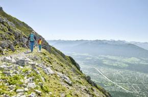 Wandelen in Innsbruck