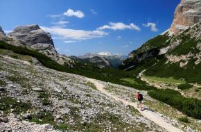 Alta Via delle Dolomiti 1