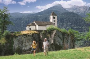 Wandelen en fietsen in Ticino