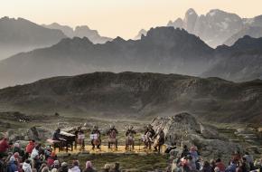 Sounds of the Dolomites, Foto Trentino Marketing Daniele Lira