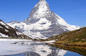 De Matterhorn. Foto: Dirk Beyer via Wikimedia Commons