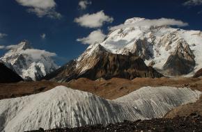 Broad Peak. Foto Stefanos Nikologianis via Flickr Attribution 2.0 Generic (CC BY 2.0)