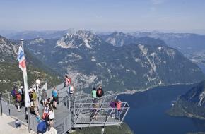 Wandelen Ramsau am Dachstein