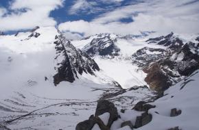 Bergwandelen in de Ötztaler Alpen Bert Vonk