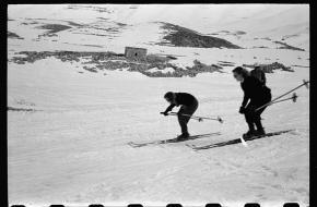 geschiedenis van skieën