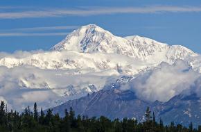 Foto: Smial. Mount McKinley/Denali