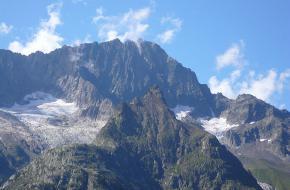 Ritzlihorn in Berner Oberland - Zwitserland