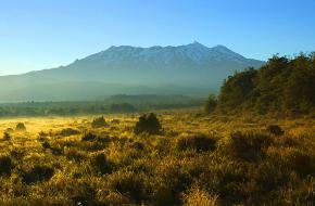 Mount Ruapehe