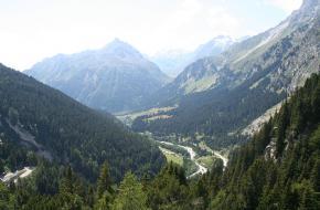Val Bregaglia Adrian Michaell.