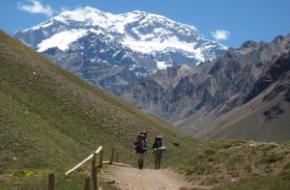 Aconcagua - Argentinië