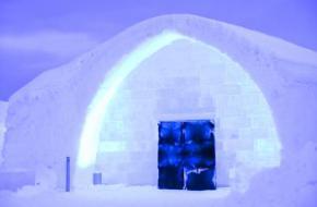 Ooit al willen trouwen in een iglo? Het kan op de Kitzbüheler Alpen.
