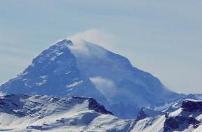 De Acuoncagua in Chili. Foto Javier Rubilar