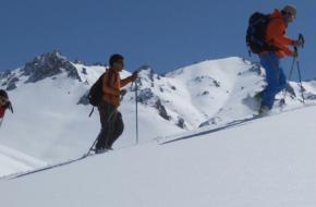 Afghan Ski Challenge trailer