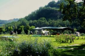 Camping en B&B Agricamp Picobello in Italië