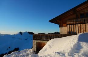berghutten winter