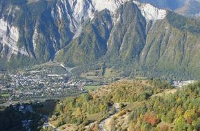 Alpe d'Hues in Frankrijk. Foto Madmat8000