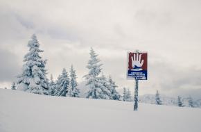 problemen door sneeuw in Oostenrijk