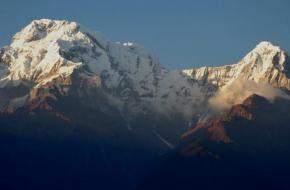 Eerste beklimming Annapurna