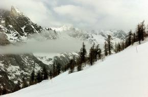 Valle d'Aosta in Italië