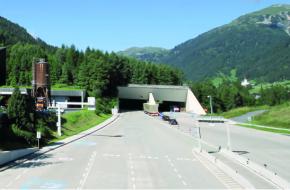 Arlbergtunnel gesloten