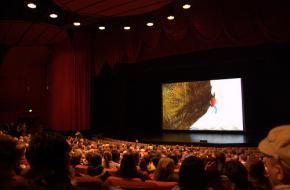 Banff filmvertoning in San Fransisco