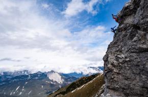 klettersteigen Seefeld