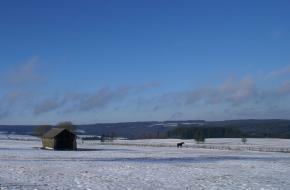 Wintersporten in de Ardennen