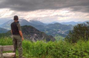 Berchtesgaden. foto Mark van Hattem