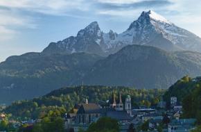 Berchtesgadener Land. foto M. van Hattem