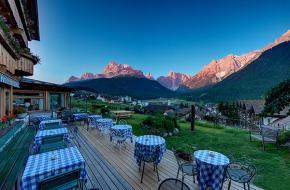 Hotel Berghotel & Residence Tirol ****
