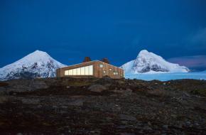 Rabythytta in Noord-Noorwegen. Foto door Svein Arne Brygfield