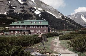 Berghut in de Hoge Tatra - Slowakije (c)beranekp
