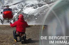 Bergredders van Air Zermatt op de SF