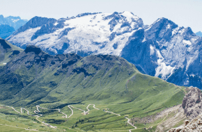 De mooiste uitzichtpunten van de Dolomieten