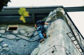 Klettersteigen in Nederland