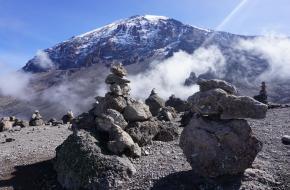 The Hike naar de Kilimanjaro