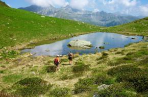 Alta Via I - wandelroute in Trentino