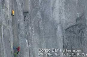 De nieuwe Noorse Route - de Bongo Bar