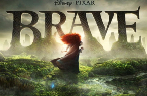 Filmposter van de nieuwe film Brave van Walt Disney