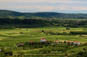 Landschap Brda. Foto: Matt B (Flickr)