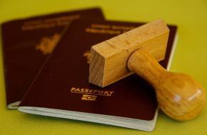 Geldig paspoort