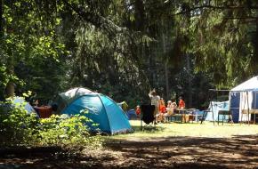 kamperen in Duitsland