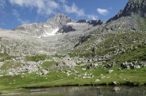 Adamello. foto wikicommons