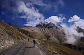 Col du Galibier - Foto: Soumei Baba (Flickr)